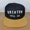 BRIXTON MFG.CO ฟรีไซส์ Snapback