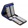 กระเป๋าใส่สีไม้ 120 แท่ง เคสสีไม้ 120++ แบบผ้า สะดวกใช้งานทำความสะอาดได้ (พร้อมส่ง)