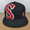 ์New Era MLB ทีม Boston Redsox ไซส์ 7 5/8 ( 60.6cm )