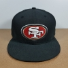 New Era MLB ทีม San Francisco 49ers 59Fifty 🎃ไซส์ 7 5/8 ( 60.6cm )