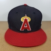 New Era Cooperstown ทีม Anaheim Angles ไซส์ 7 5/8 ( 60.6cm )