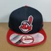 New Era MLB ทีม Clevland Indians รุ่น 9Fifty ฟรีไซส์ Snapback
