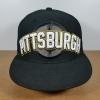 New Era NFL ทีม Pittburgh Steelers 🎃Fitted ไซส์ 7 1/4 วัดได้ (58.3cm)