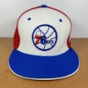 New Era NBA ทีม Philladelphia 76ers ไซส์ 7 1/4 ( 57.7cm )