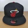 New Era NBA ทีม Miami Heats ไซส์ 7 3/4 ( 61.5cm )