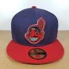 New Era MLB ทีม Clavland Indians ไซส์ 7 5/8 ( 60.6cm )