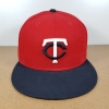 New Era MLB ทีม Minnesota Twins ไซส์ 7 5/8 ( 60.6cm )