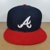 New Era MLB ทีม Atlanta Braves ไซส์ 7 3/8 แต่วัดได้ ( 59.cm )