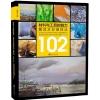 หนังสือรวบรวมเทคนิคการระบายสีน้ำ 102 ตัวอย่าง (พร้อมส่ง ตำหนิสันปก)