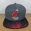 Mitchell & Ness NBA ทีม Miami Heats ฟรีไซส์ Snapback
