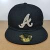 New Era MLB ทีม Atlanta Braves ไซส์ 7 7/8 ( 62.5cm )
