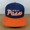 OBEY Posse ฟรีไซส์ Snapback 57-60cm