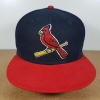 New Era MLB ทีม St.Louis Cardinals 🎃Fitted ไซส์ 7 3/8 (58.7cm)