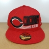 New Era MLB ทีม Cincinati Reds 🎃Fitted ไซส์ 7 5/8 ( 60.6cm )