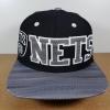 Adidas NBA ทีม Brooklyn Nets ฟรีไซส์ Snapback 54.8 - 58cm