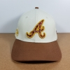 New Era MLB ทีม Atlanta Braves Fitted ไซส์ XS-S 54-55cm