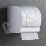 CASSA กล่องใส่กระดาษทิชชู อลูมีเนียม ในห้องน้ำ รุ่น 135-ALM-8036-260g