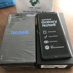 JMM - 149 ขายSamsung Galaxy Note8 64GB สีดำ