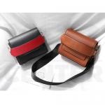 MICOCAH กระเป๋าแฟชั่น กระเป๋าถือ กระเป๋าสะพาย(สำหรับผู้หญิง) ขนาด 8.5x19x17 cm.