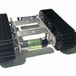 ชุดคิทประกอบหุ่นยนต์ตีนตะขาบ 2 WD (A)
