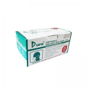 หน้ากากอนามัย Dura บรรจุ 50 ชิ้น