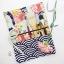 เคสใส่พู่กัน Brush Case กระเป๋าพู่กันระบายสี โทนหวานสดใส ผ้าญี่ปุ่นเนื้อดี งาน Hand-made