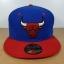 New Era NBA ทีม Chicago Bulls สี Two Tone ไซส์ 7 1/2( 59.6cm ) thumbnail 1