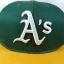 47Brand MLB ทีม Oakland Athletics ฟรีไซส์ Snapback thumbnail 2