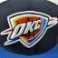 New Era NBA ทีม OKC Thunder ไซส์ 7 1/2 ( 59.6cm ) thumbnail 2