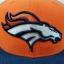 New Era NFL ทีม Denver Broncos ไซส์ 7 1/8 แต่วัดได้ ( 58cm ) thumbnail 2