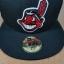 New Era MLB ทีม Clavland Indians ไซส์ 7 3/8 แต่วัดได้ ( 59cm ) thumbnail 3