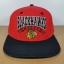 Vintage NHL ทีม Chicago Blackhawk ฟรีไซส์ Snapback 56-60cm thumbnail 1