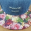 New Era ผ้ายีนส์ ปีกลายดอก 🎃ไซส์ 7 1/4 แต่วัดได้ (59.8cm) thumbnail 3