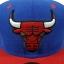 New Era NBA ทีม Chicago Bulls สี Two Tone ไซส์ 7 1/2( 59.6cm ) thumbnail 2