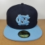 New Era NCAA AC ทีม North Carolina Tar Heels ไซส์ 7 1/4 ( 57.7cm ) thumbnail 1