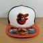 New Era MLB ทีม Baltimore Orioles 59Fiffty 🎃ไซส์ 7 แต่วัดได้ ( 56.5cm ) thumbnail 1