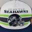New Era NFL ทีม Seattle Seahawks ฟรีไซส์ Snapback 57-60cm thumbnail 2