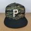 New Era MLB ทีม Pittburgh Pirates ลาย Camo ฟรีไซส์ Snapback thumbnail 1