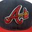 New Era MLB ทีม Atlanta Braves ไซส์ 7 3/8 แต่วัดได้ ( 59.6cm ) thumbnail 2