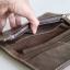 กระเป๋าเงินหนังแท้ แบบยาว (long wallet) pre-order thumbnail 4