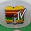 New Era x MTV Music ฟรีไซส์ Snapback 57-60.6cm thumbnail 2