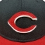 ์New Era MLB ทีม Cincinati Reds ไซส์ 8 ( 63.5cm ) thumbnail 2