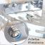 CASSA ชั้นวางของสแตนเลส304 อเนกประสงค์ในห้องน้ำ 2ชั้น เข้ามุม ติดผนัง รุ่น 210-SUS304-CT02 thumbnail 3