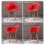 CASSA เก้าอี้ ที่นั่งพลาสติกมีที่พักแขนสไตล์โมเดิร์น ขาไม้บีช (สำหรับเด็ก) ขนาด 57x30x40 cm. thumbnail 12