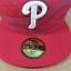 New Era MLB ทีม Philladelphia Philles ไซส์ 7 3/4 ( 61.5cm ) thumbnail 3