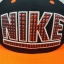 NIKE สีดำส้ม ฟรีไซส์ Snapback thumbnail 2