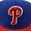 New Era MLB ทีม Philladelphia Phille ไซส์ 7 1/4 แต่วัดได้ ( 58.5cm ) thumbnail 2