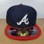 New Era MLB ทีม Atlanta Braves ไซส์ 7 3/8 แต่วัดได้ ( 59.6cm ) thumbnail 1