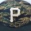 New Era MLB ทีม Pittburgh Pirates ลาย Camo ฟรีไซส์ Snapback thumbnail 2