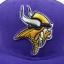 New Era NFL ทีม Minnesota Vikings ไซส์ 7 1/4 แต่วัดได้ ( 58.7cm ) thumbnail 2